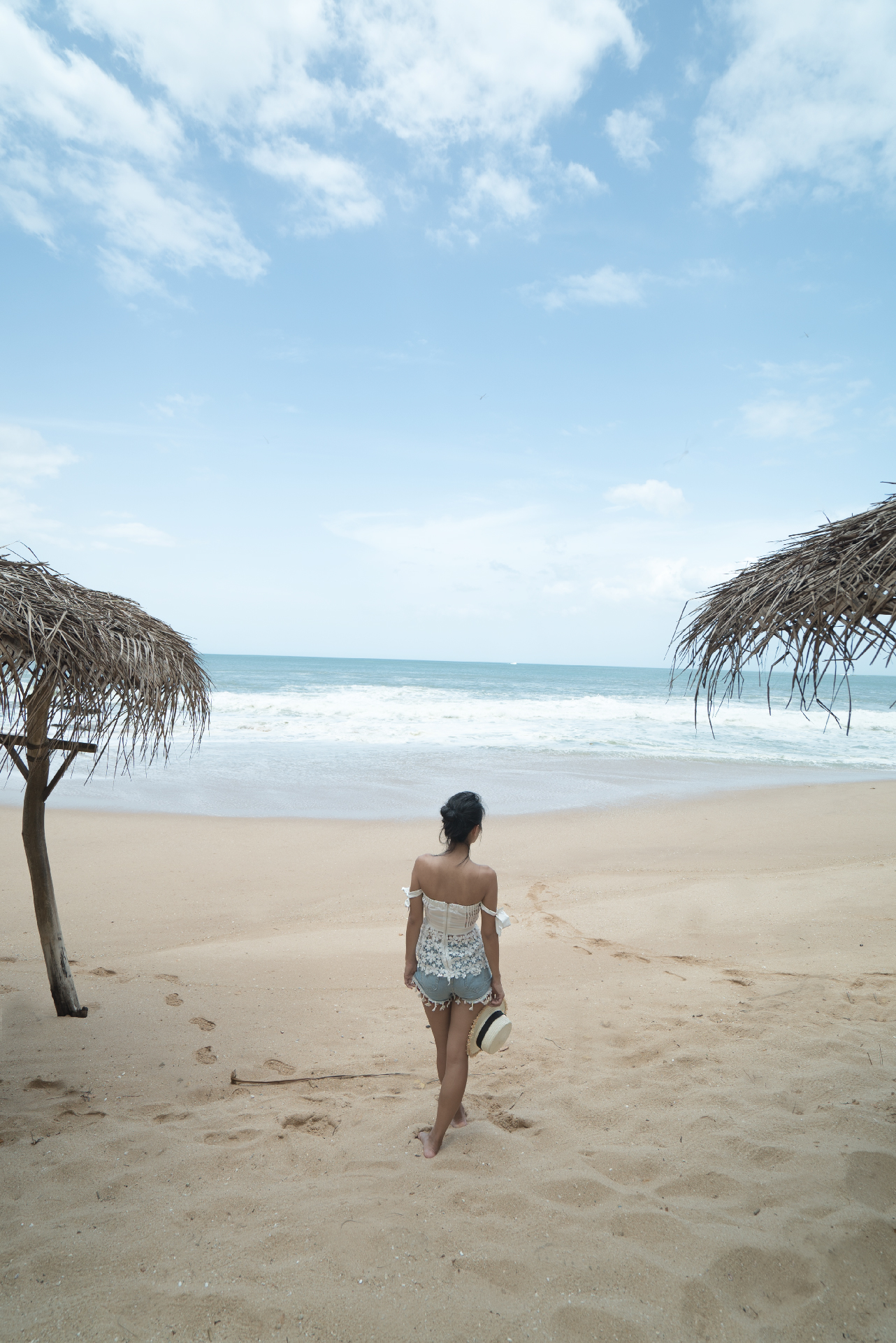 Tangalle beach, sri lanka, travel blogger, fashion blogger, travel style, travel in style, private villa