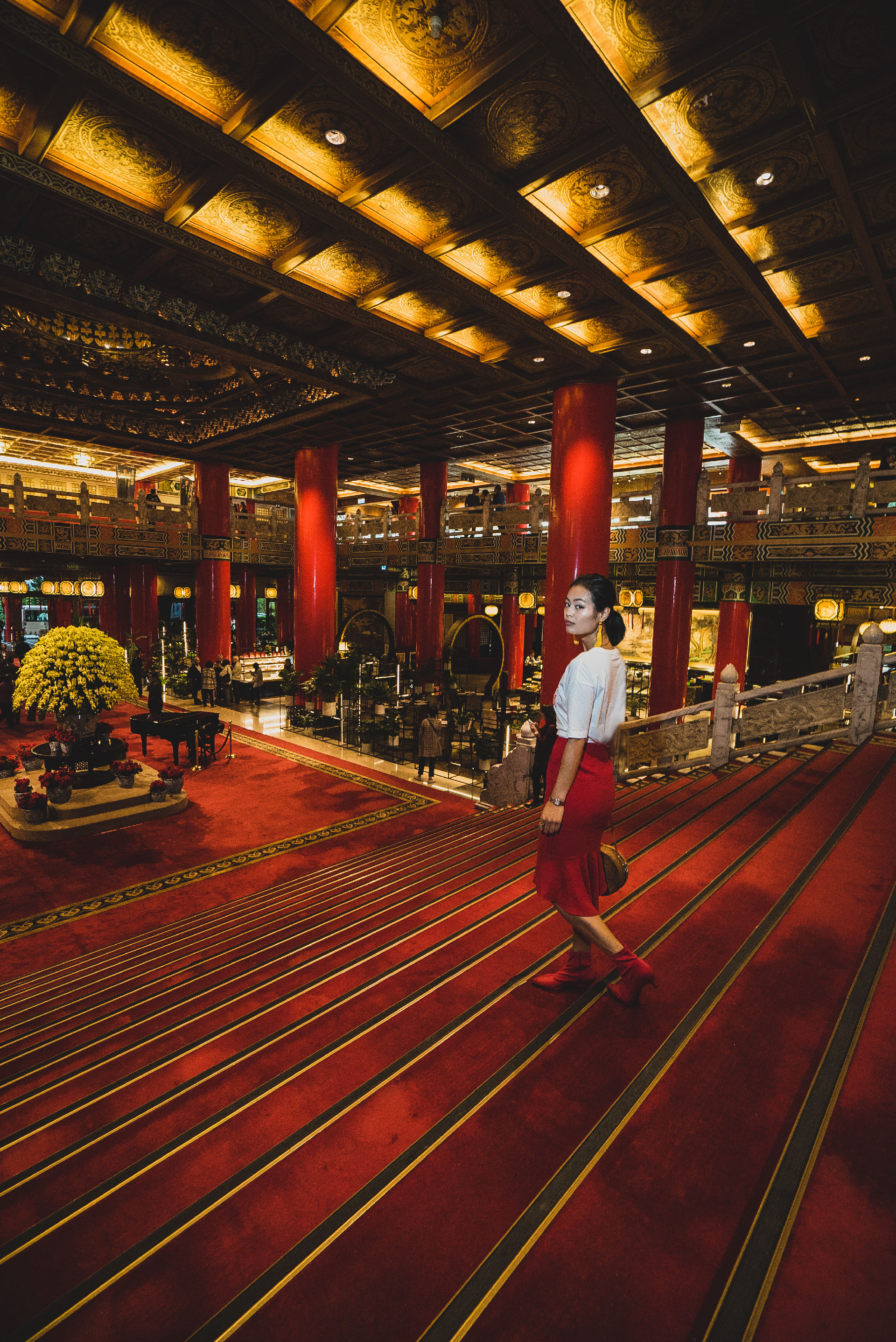 The Grand Hotel Taipei, Taipei, hotel, Taiwan, travel, hotel, luxuryhotel