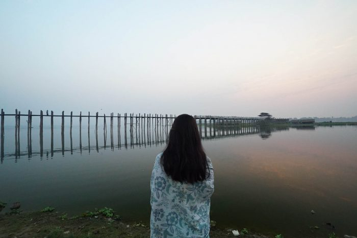 MYANMAR SUNRISE AT U BEIN BRIDGE | Outlanderly