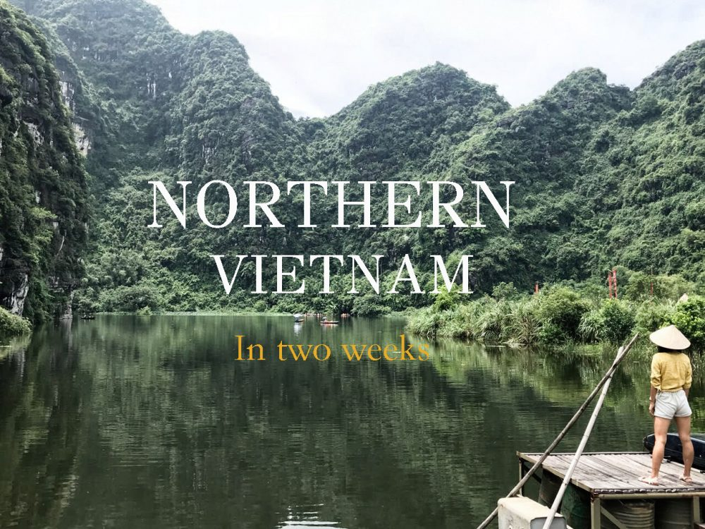 Northern Vietnam in two weeks by outlanderly
