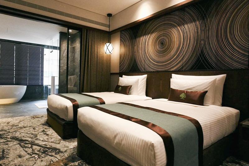 Ar Tree Hotel Room, Taipei