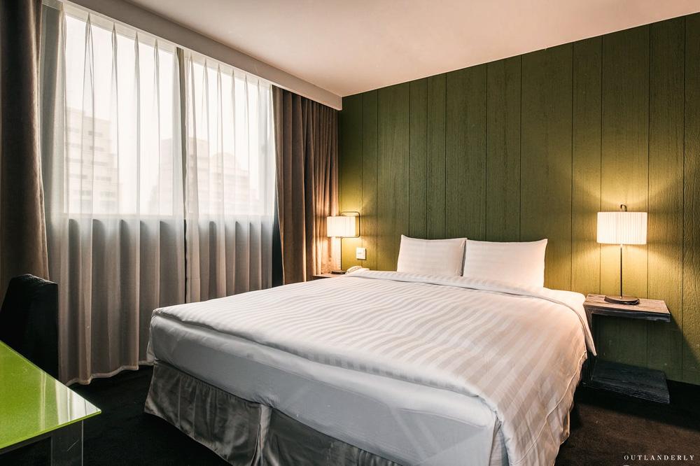 Finders Hotel room Taipei
