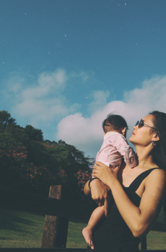 How motherhood has changed my life